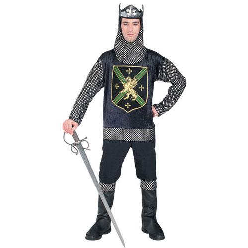Disfraz de rey guerrero