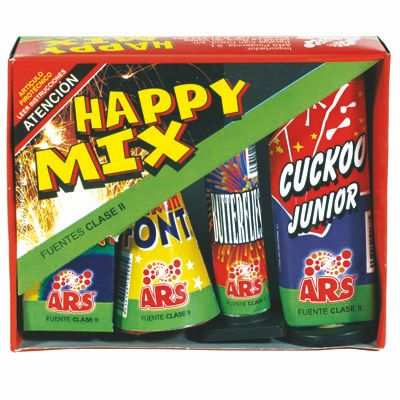 HAPPY MIX
