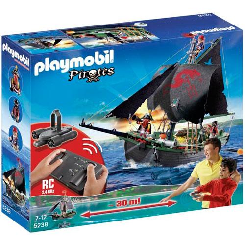 Barco pirata motor
