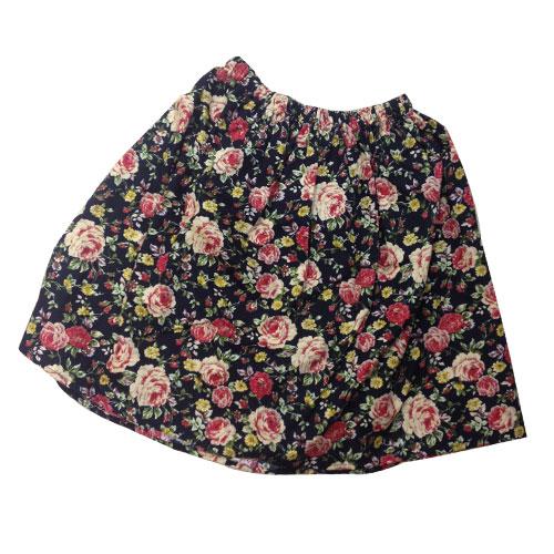Falda castañeda flores