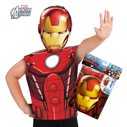 IRON MAN PARTYTIME SET