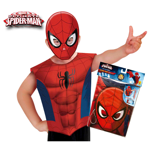 SPIDERMAN PARTYTIME SET