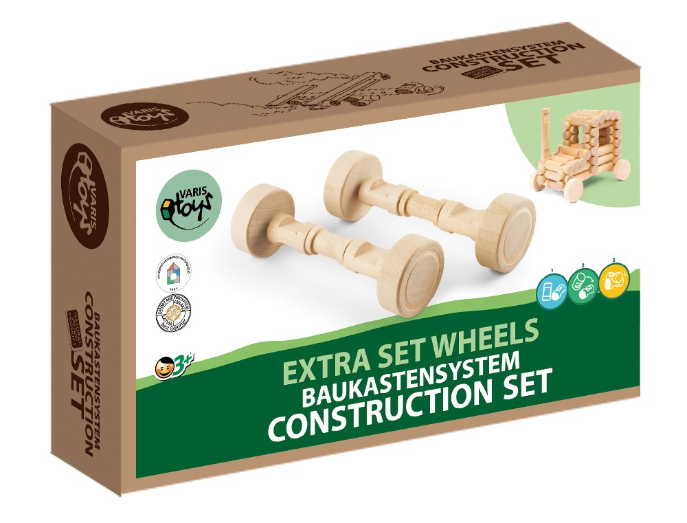 WHEELS EXTENSION SET