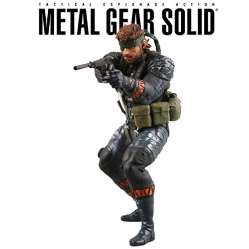 METAL GEAR 20TH