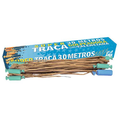 TRACA GOLPEADORA 30MTS
