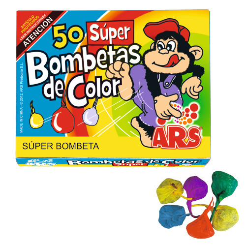 SUPER BOMBETAS