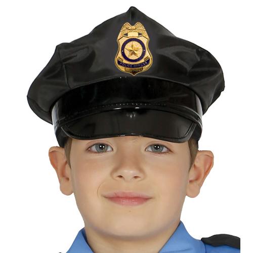 GORRO POLICIA INFANTIL