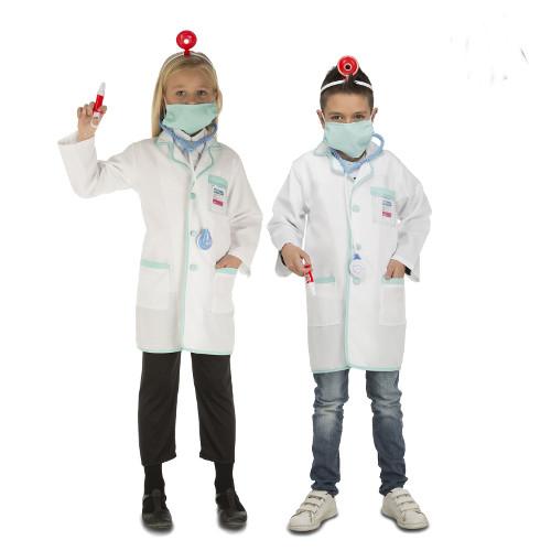 DISFRAZ INFANTEL MEDICO