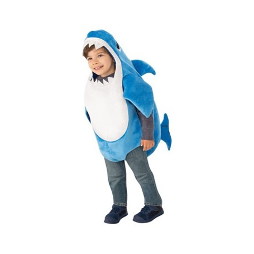 DISFRAZ INFANTIL DADDY SHARKD