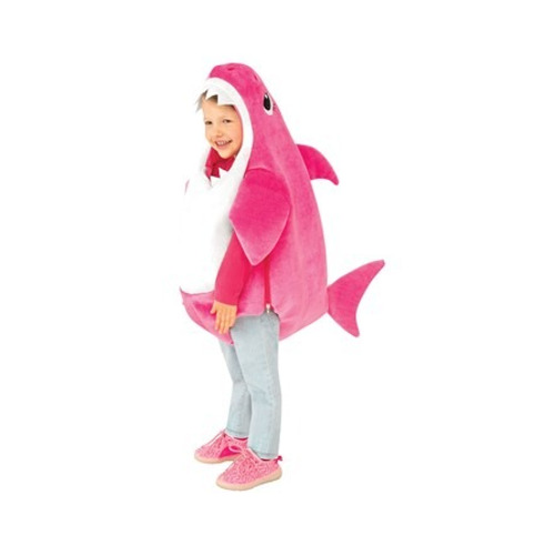DISFRAZ INFANTIL MOMMY SHARK