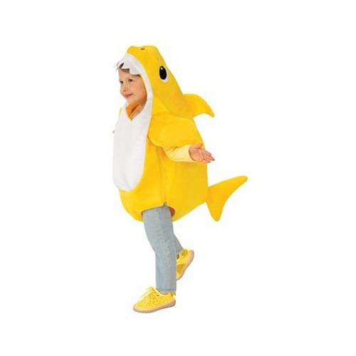 DISFRAZ INFANTIL BABY SHARK
