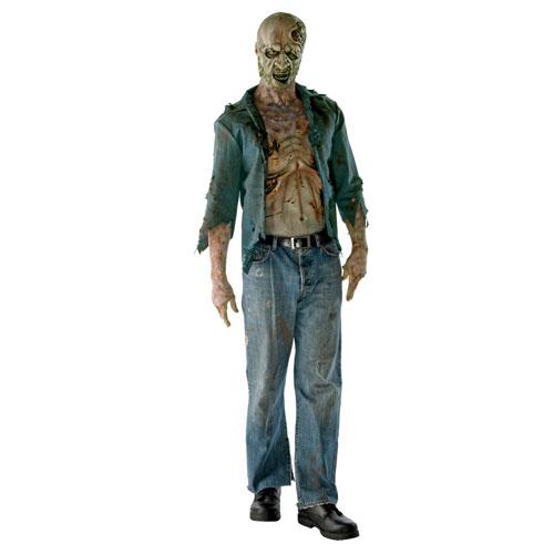 Disfraz zombie walkin dead