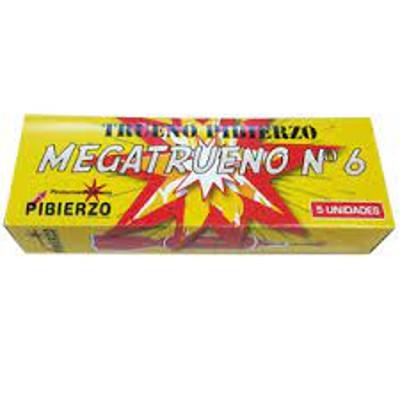 MEGATRUENO Nº6