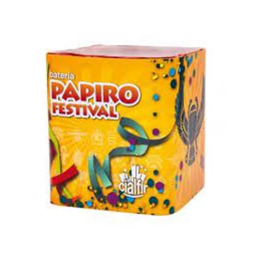 BATERIA PAPIRO FESTIVAL